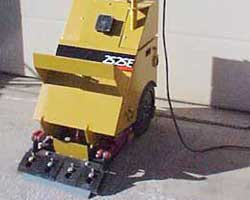 Deckmaster 2525E Electric Floor Scraper