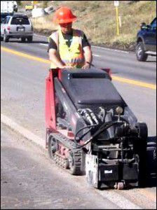 Highway Line Remover