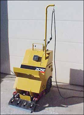 Deckmaster 2525E Electric Ride-On Floor Scraper