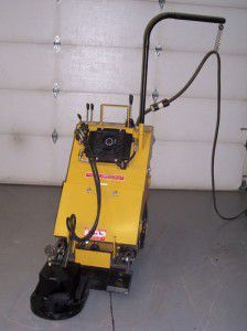 Deckmaster 2525E Electric Floor Scraper