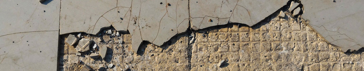 Broken Tile Demolition